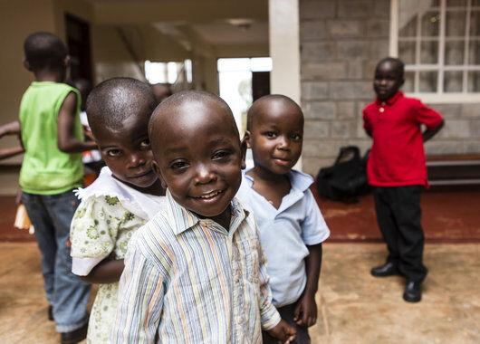 Kipchamgaa Children's Home