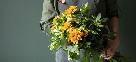 kvalitetsgaranti på blomster