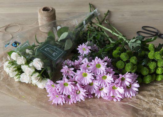 krysantemum inngår i sortimentet av snittblomster til 3for2