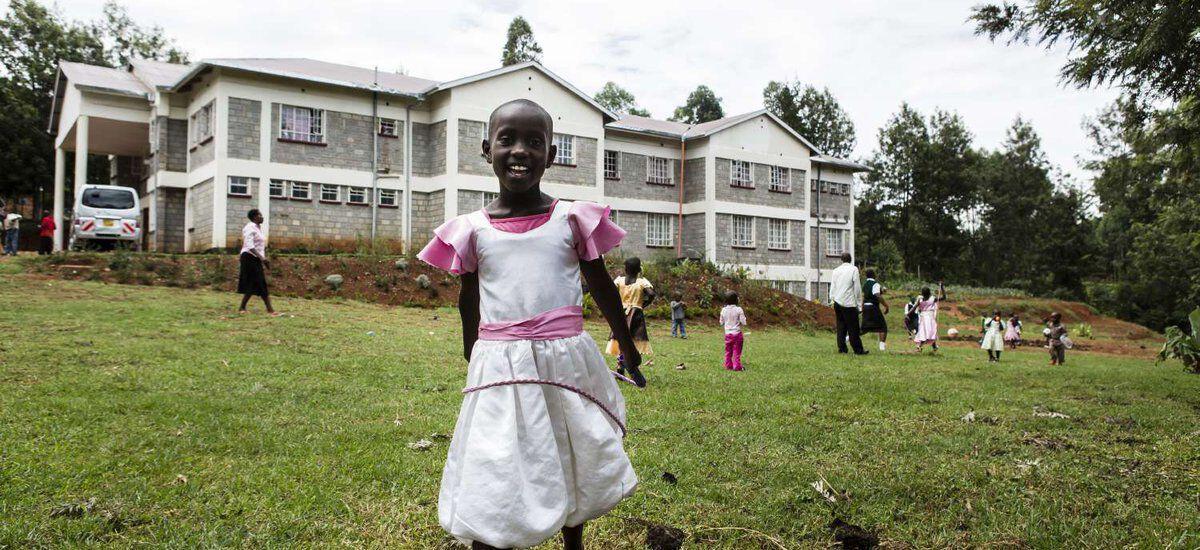 Barnehjemmet Kipchamgaa Children's Home