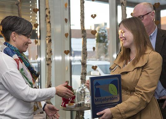 Mester Grønn miljøfyrtårn sertifisert