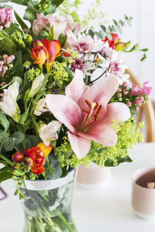 3for2_bukett_avskårne liljer