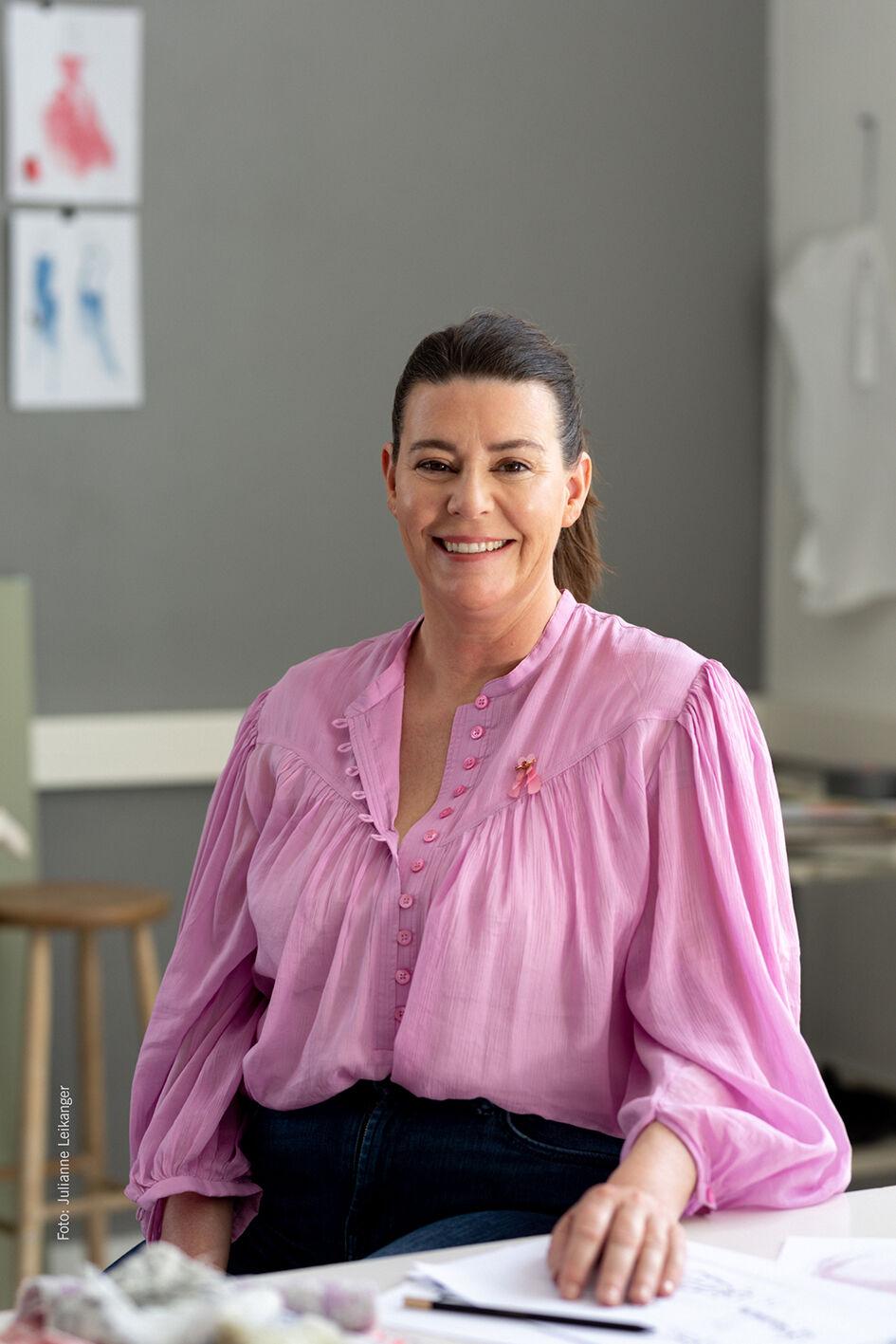 Designer Nina Skarra