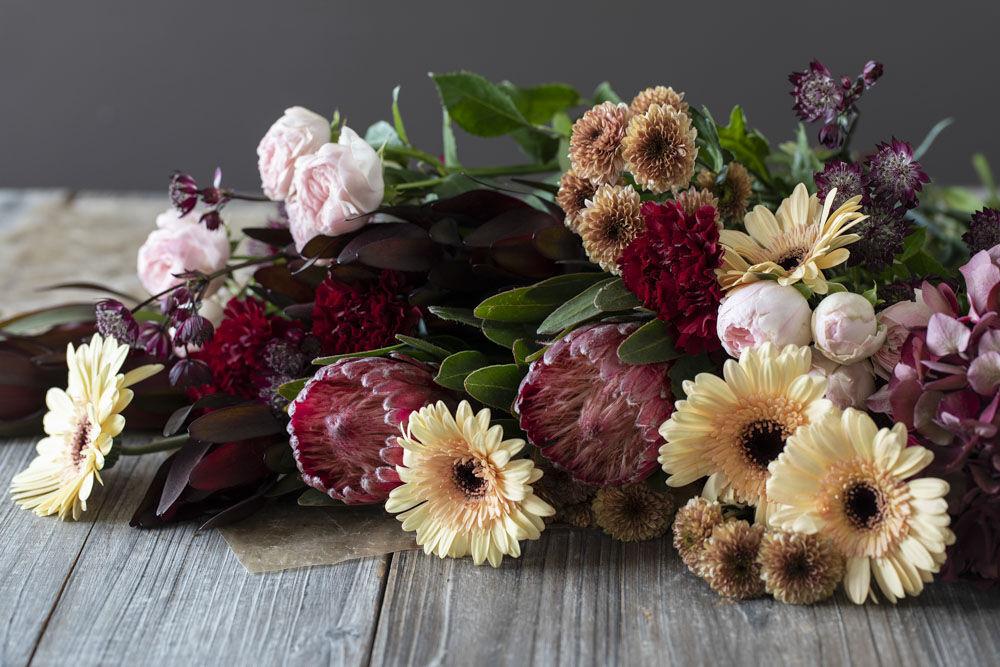 Vakre blomster til 3for2