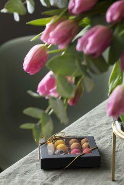 konfekt er en fin tilleggsgave til Valentines