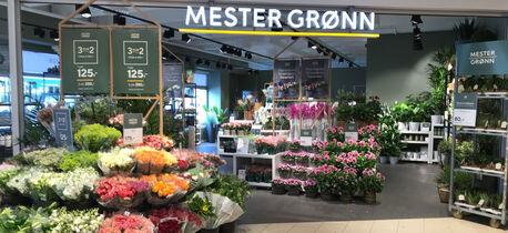 Blomsterbutikk