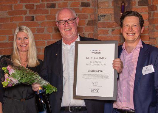 Mester Grønn vinner av Årets butikkjede 2019