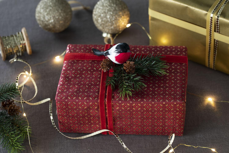 Pynte julegavene