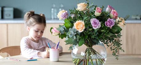roser til morsdag