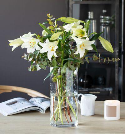 Hvite liljer