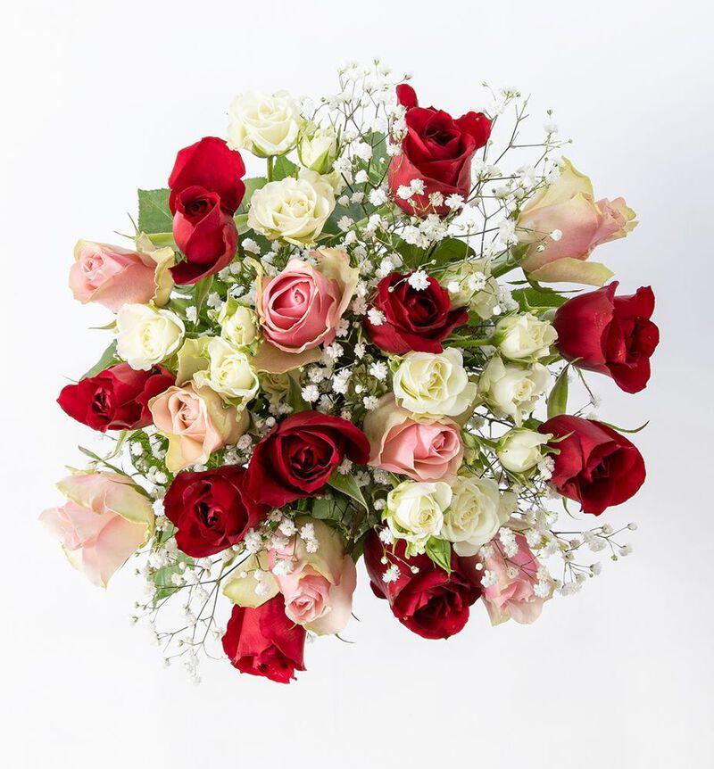 Frelsesarmeen rosebukett image number null