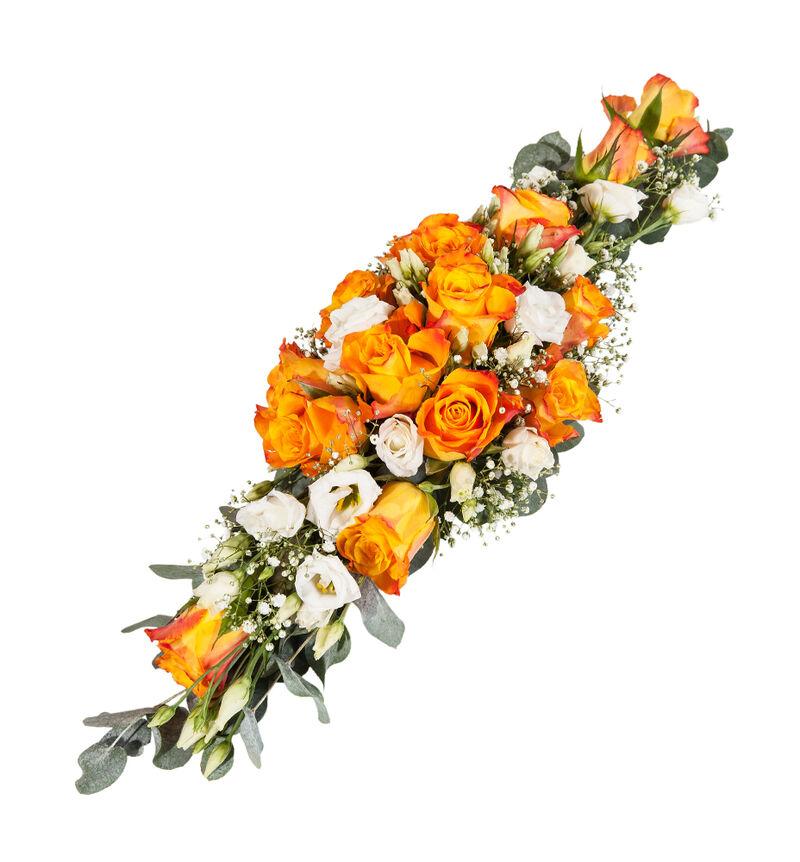 Oransje borddekorasjon S image number null