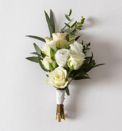 Medium Simplicity bryllupspakke i rosa