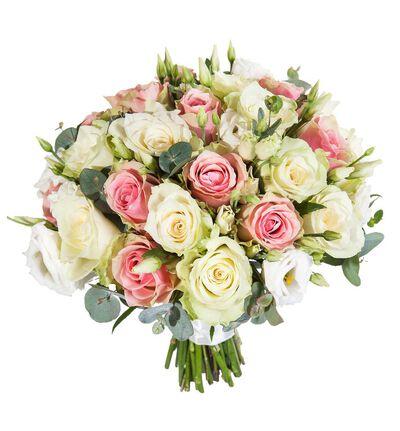 Medium Klassisk bryllupspakke i rosa