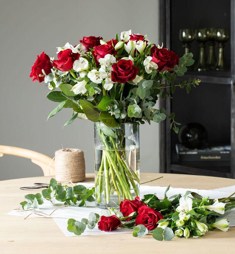 Røde roser image number null