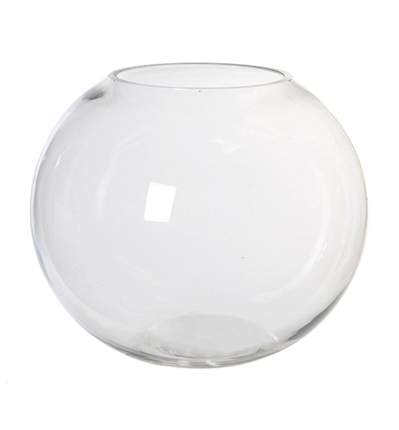 Glassvase Bubble rund S image number null