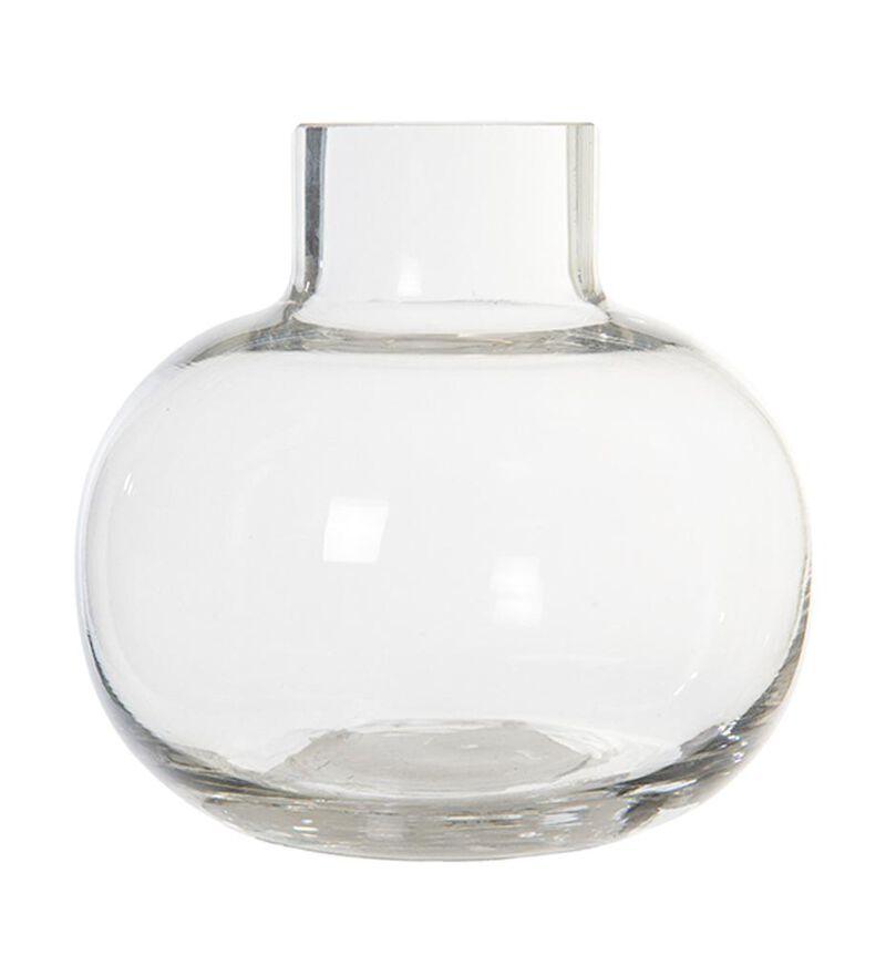 Glassvase Bubble rund M image number null