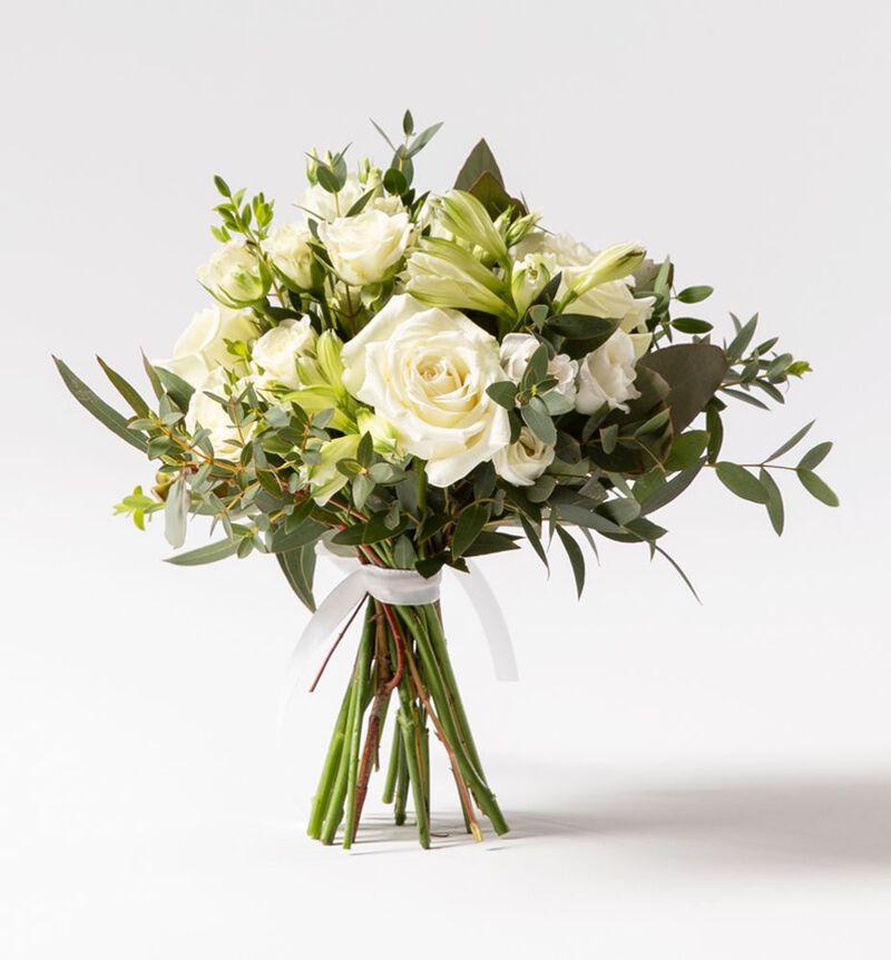 Stor Simplicity bryllupspakke i hvitt image number null