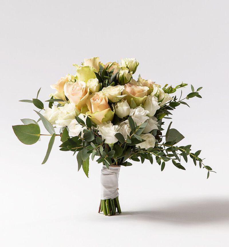 Medium Klassisk bryllupspakke i rosa image number null