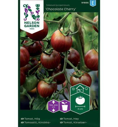 Frø tomat chocolate cherry