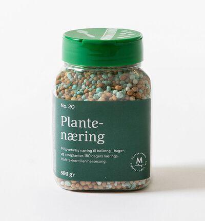 Plantenæring langtidsvirkende