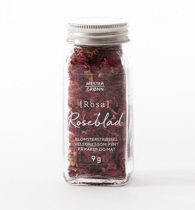Blomsterstrøssel Roseblad