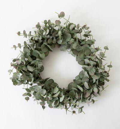 Eucalyptus kunstig krans