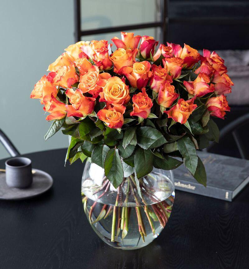 30 gylne roser bildenummer 3