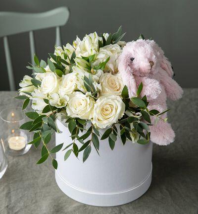 Tassen Kanin rosa