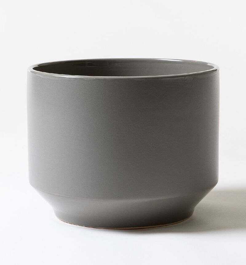 Infinity potteskjuler mørk grønn XL bildenummer 1
