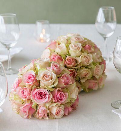 Rosa rosekule stor