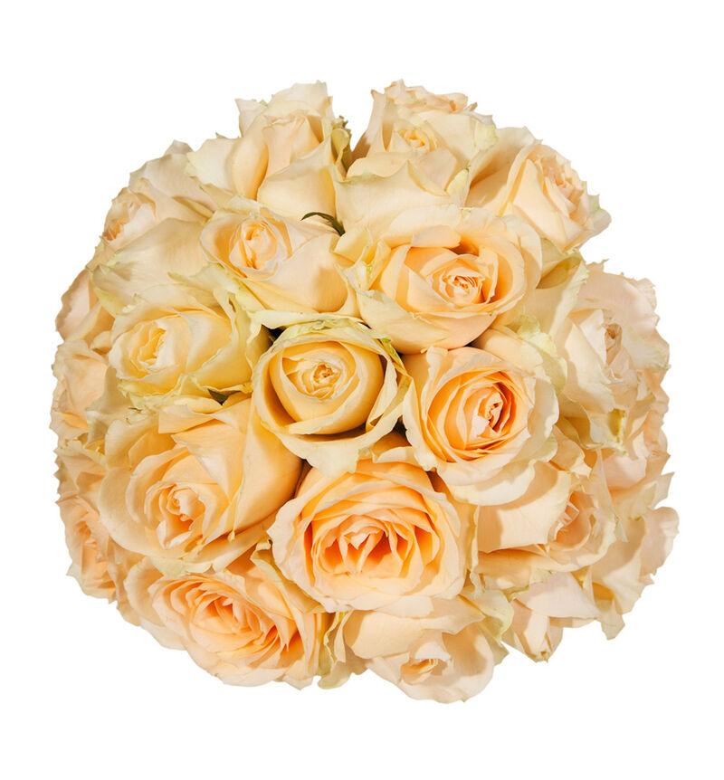Fersken rosekule stor bildenummer 1